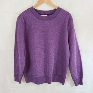 Bobbie B Brooks Ladies Purple Sweatshirt